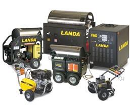 Landa Hot vs Cold Water Pressure Cleaning