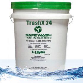trash X-24