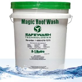 Magic Roof Wash